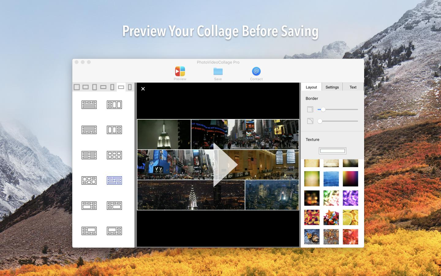 Photo Video Collage Maker For Instagram Facebook And Youtube